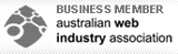Perth Web Hosting - Business Member of The Australian Web Industry Association
